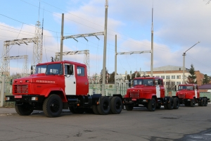 """AutoKrAZ"" Builds Chassis Cabs for State Service for Emergency Situations"