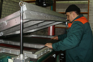 """AutoKrAZ"" Puts into Vacuum Formed Products  Production"