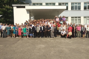 Higher Vocational School No 7 Celebrates 40th Anniversary