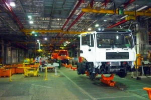 """AutoKrAZ"" is the Biggest Taxpayer in the Region and Kremenchug"