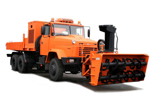 The KrAZ-6322 road truck