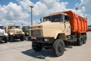 """""""AutoKrAZ"""" Ships AWD KrAZ Dump Trucks to Mining and Concentrating Company"""
